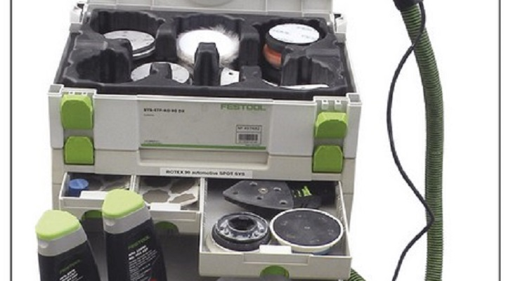 Spotrepair Festool-lal