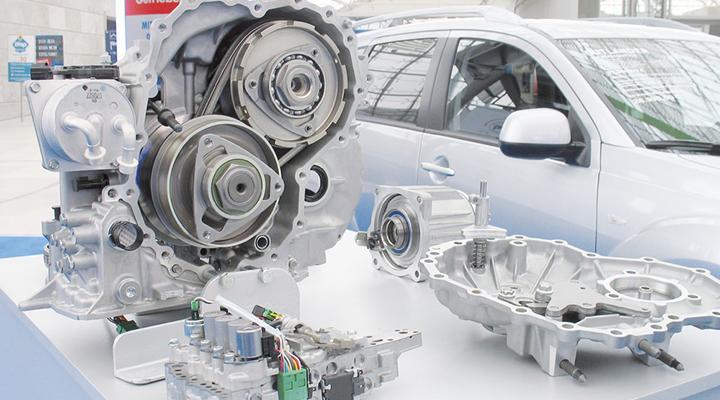 Toyota cvt váltó hibái