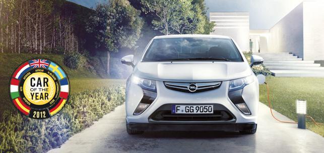 Az Év Autója 2012 díjat az Opel Vauxhall Ampera és Chevrolet Volt együttese  nyerte el c504dc5f8c