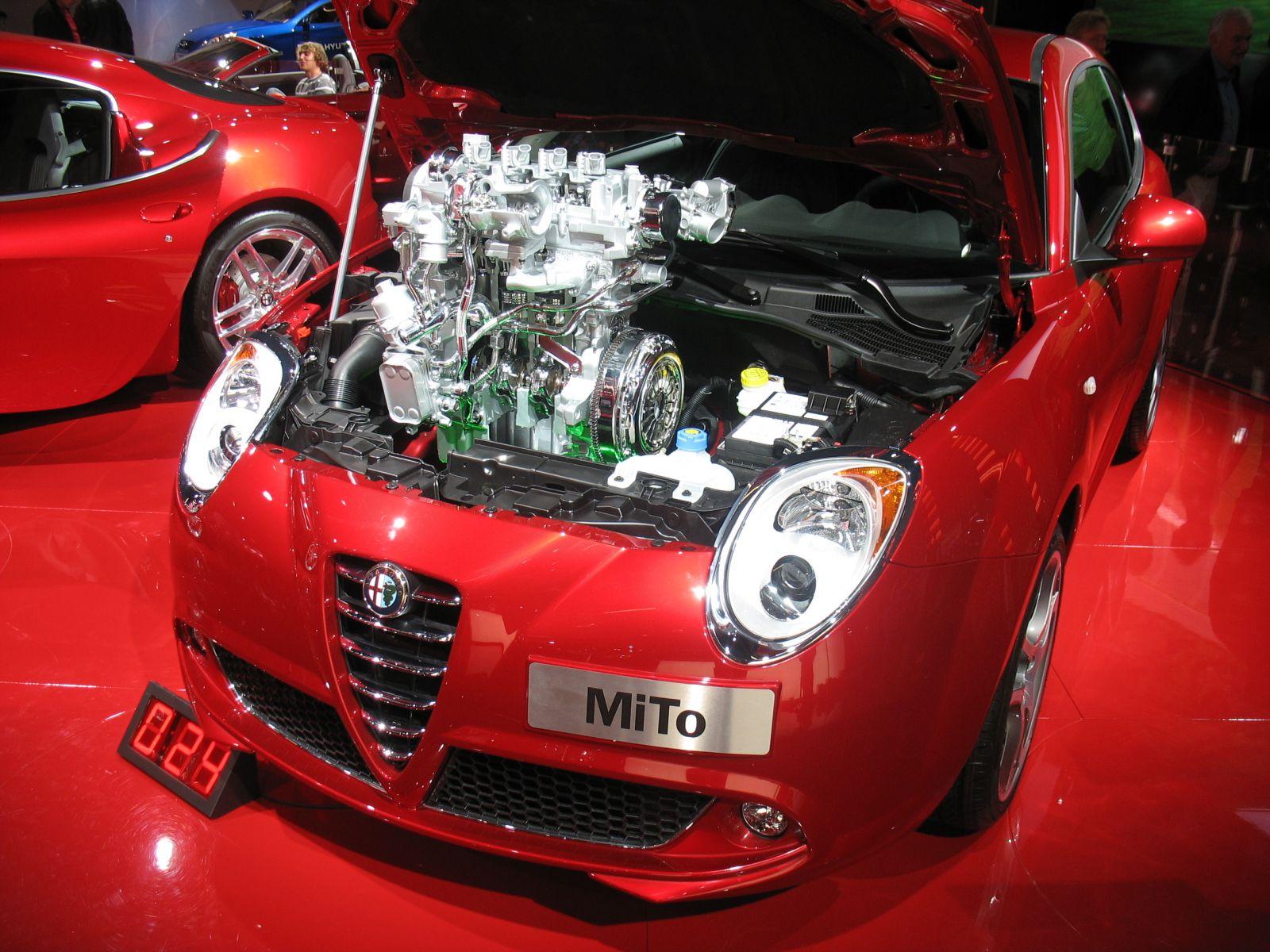 Alfa MiTo-ba szerelt Multiair motor