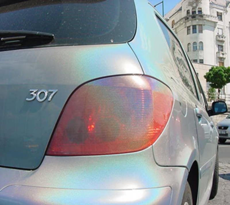 Peugeot 307-es