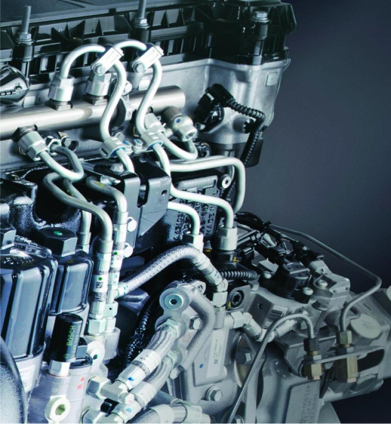 bosch, injektor, common rail, befecskendező, dízelmotor, nyomásfokozó